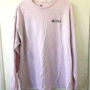 Pink Long Sleeve Active Shirt